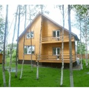 Дом 240 кв.м., участок 10 соток с лесными деревьями (75 км от МКАД)