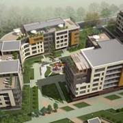 Проектирование многоквартирных жилых домов фото