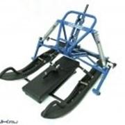 Лыжный модуль для мотобуксировщика фото