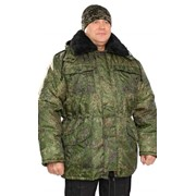 Куртка утеплённая - Зима, цв.Цифра фото