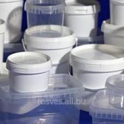 Коробки, ящики из полиэтилена, пластиков