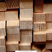 Брус деревянный, производство фото
