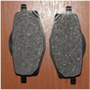 Колодки переднего дискового тормоза (компл.),Колодки переднего диского тормоза 250сс (комплект) фото