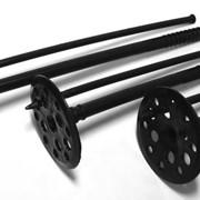 Дюбель-гвоздь для изоляции 10х100 с пласт.гвоздем фото