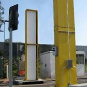 Автомобильный автоматизированный радиационный портал фото