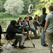 Организация съемочного процесса фото
