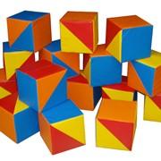 Игровые мягкие модули фото