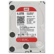 Жесткий диск HDD WD SATA3 4Tb Caviar Red 64Mb (WD40EFRX) фото