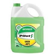 Антифриз PILOTS GREEN LINE -40 (10кг) фото