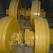 Направляющее колесо (ленивец) на бульдозер Shehwa TY165-2 фото