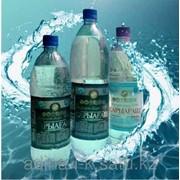 Вода оптом без газа на Китай фото