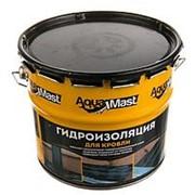 Мастика битумно-резиновая AquaMast, 18кг фото