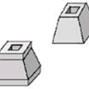Фундаменты под колонны фото