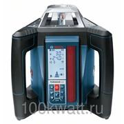 Ротационный лазерный нивелир Bosch GRL 500 H + LR 50 Professional фото
