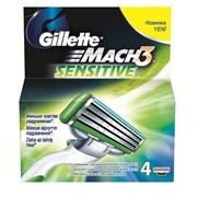 Набор Gillette Sensitive фото