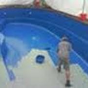 Краска для бассейнов водостойкая Гидростоун фото