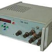 Генератор звуковой частоты «ГИК-1500» фото