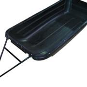 Сани-волокуши для снегоходов с прицепным устройством