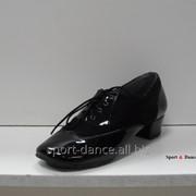 Туфли мужские для бальных танцев Dancemaster мод.4230 фото