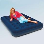 Надувная кровать-матрас фото