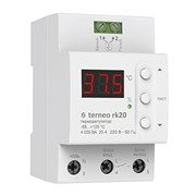 Терморегулятор terneo rk20 для электрических котлов фото