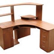 Столы угловые компьютерные фото