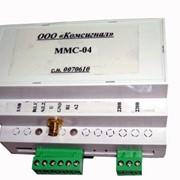 Модем GPRS ММС-04 на базе модуля WAVECOM Q64001