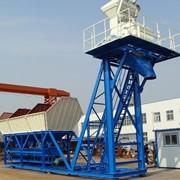 Бетонный завод HZS 25 в наличии фото