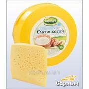 Сыр Сметанковый Сармич фото