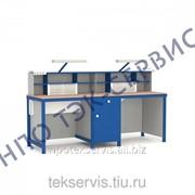 Стол паяльщика МСП-2 исп 5, аналог СП-02-05 фото