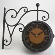 Часы Ббоковые черные фото