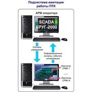 Имитатор Системы Реального Времени Контроллера КРУГ-2000 фото