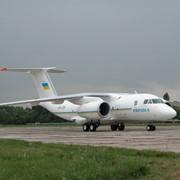 Самолет среднемагистральный Aн-74-300 фото