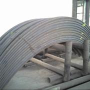 Межрамная стяжка, крепления арочной крепи, крепи арочные, применяется для крепления горных выроботок фото