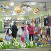 Оформление витрин Алматы фото