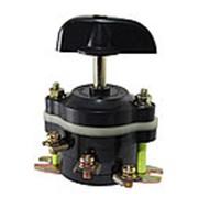 Пакетный выключатель ПВ3-100 исп.3 3П 100А 220В IP00 TDM фото