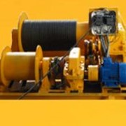 Лебедка электрическая ТЛ-8 фото