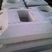Опорная плита ОП-1 д фото