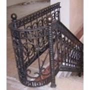 Модули для лестниц и оград кованые фото