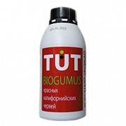 Органическое удобрение Биогумус TUT хороший урожай 0,4л