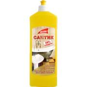 Эффективное средство Сантик для чистки кафеля, фаянса и санизделий 600 мл фото