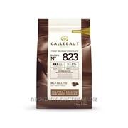 823NV Select Шоколад Молочный Бельгийский Barry Callebaut фото