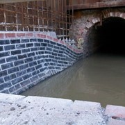 Желоба для системы сточных вод подземных трубопроводов