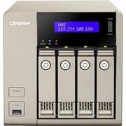 Сетевое хранилище QNAP TVS-463-4G фото