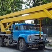Автовышка в Херсоне 22 метра фото