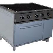 Плиты с жарочным шкафом ПЭ-804Ш фото