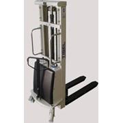 Штабелер электрический Tisel SES 1016 М фото