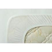 Чехол на матрас непромокаемый на резинке Оксфорд 60х120 см фото