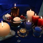 Свечи ритуальные фото