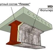 Система конструктивной огнезащиты металлоконструкций - ЕТ Профиль-90 фото